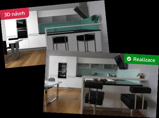ffa0eca30e04 3D návrhy kuchyní zdarma v Praze a Ostravě